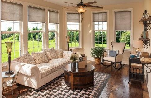 Ash Lawn Sunroom