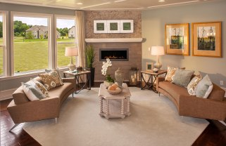 Britton Family Room