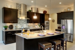 Colton kitchen with large island