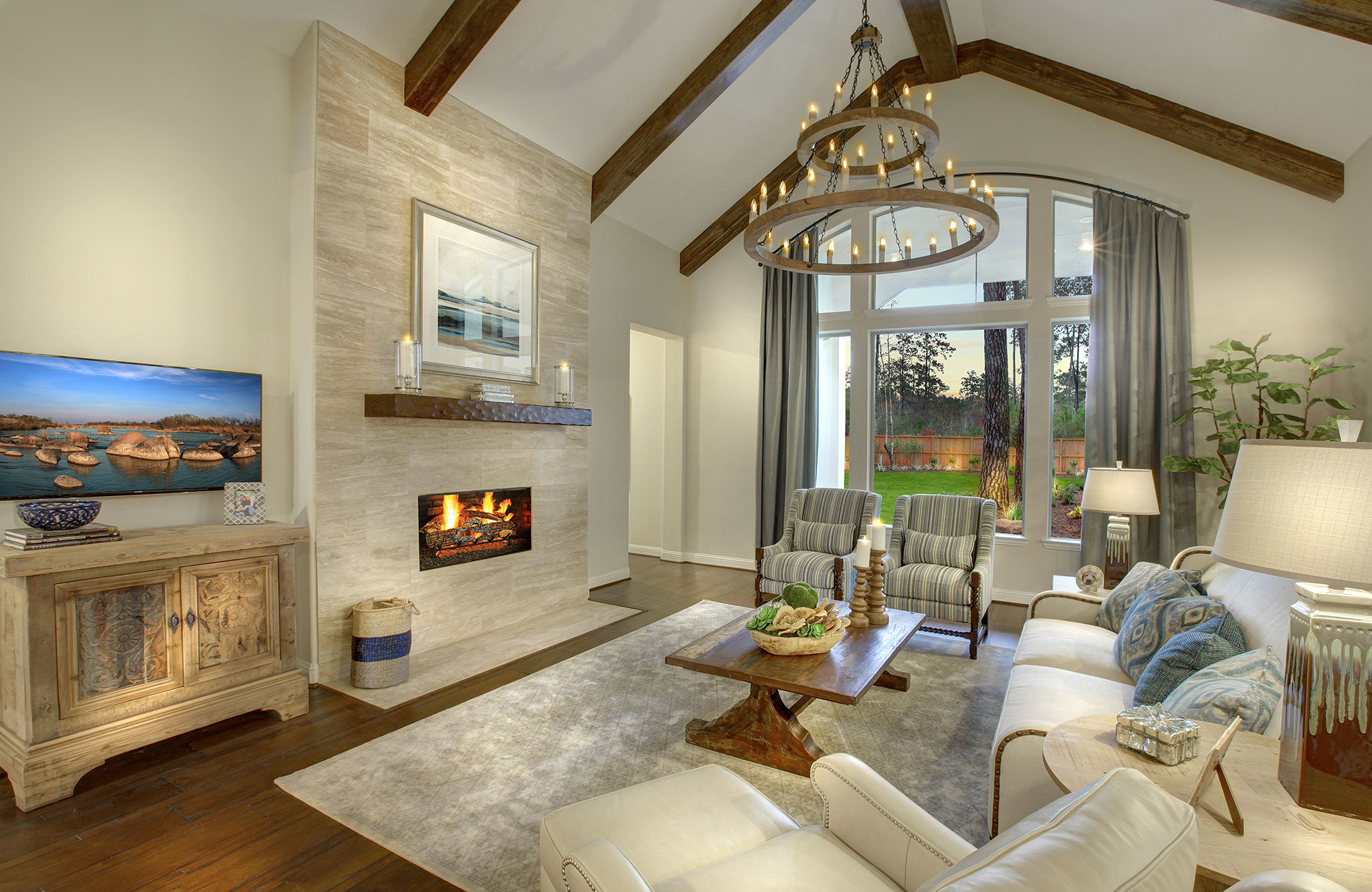 drees custom homes is a finalist for star awards at home elmsdale family room