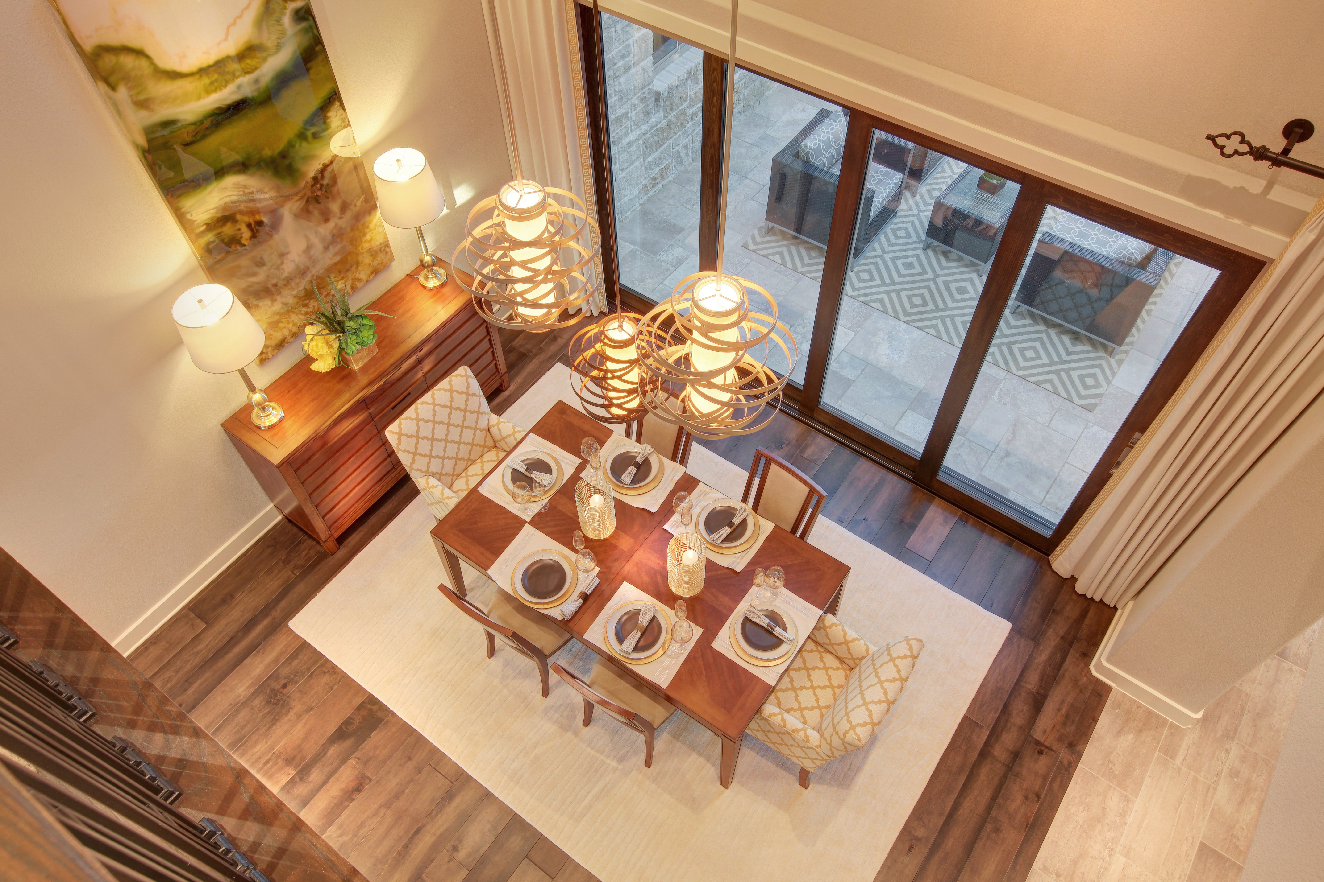 drees custom homes is a finalist for star awards at home lynmar dining room