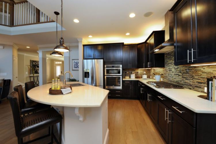 Diy custom kitchen cabinets in 17 difficult steps or 1 easy one at home Kitchen design center raleigh nc