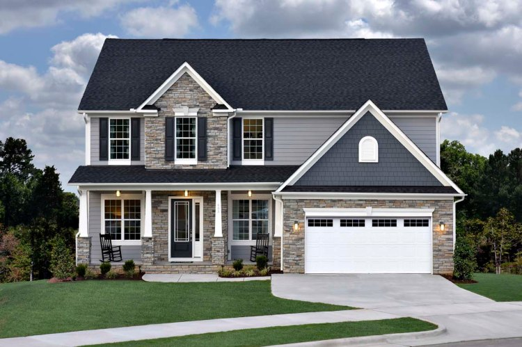 Drees Homes in Raleigh North Carolina