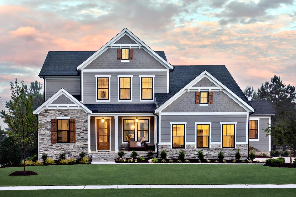 Drees Homes Raleigh Branford Floor Plan