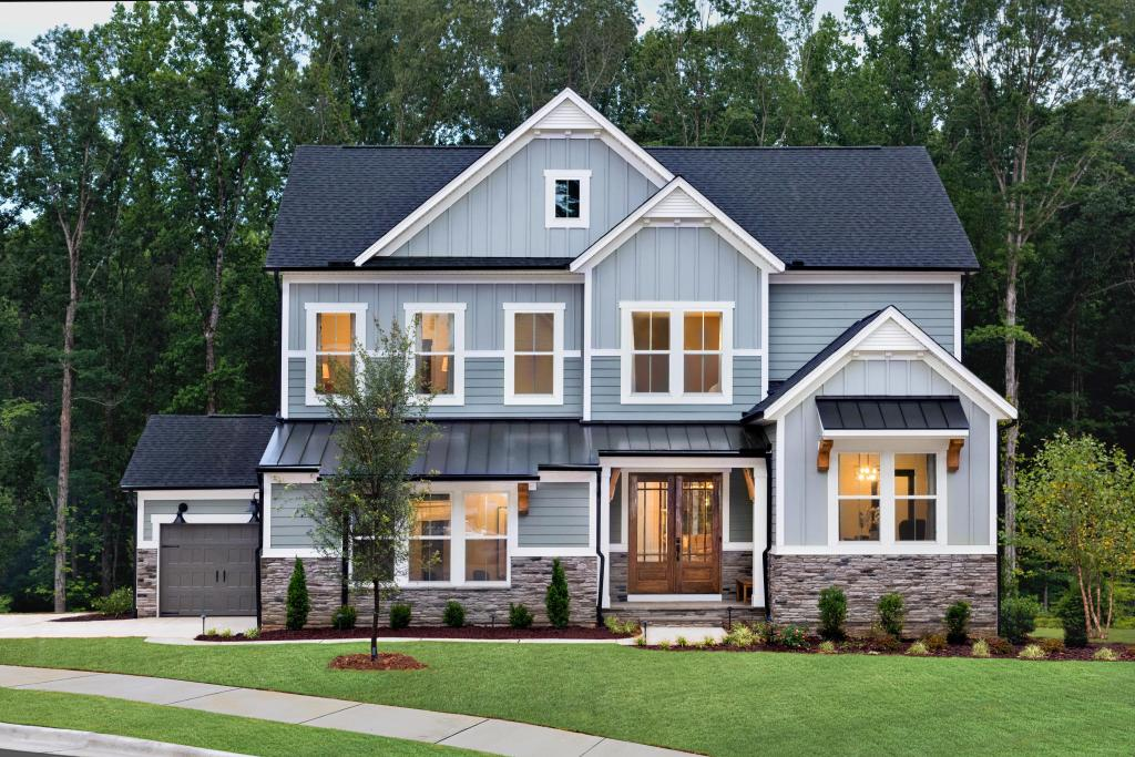 Drees Homes Raleigh Kaitlyn Floor Plan