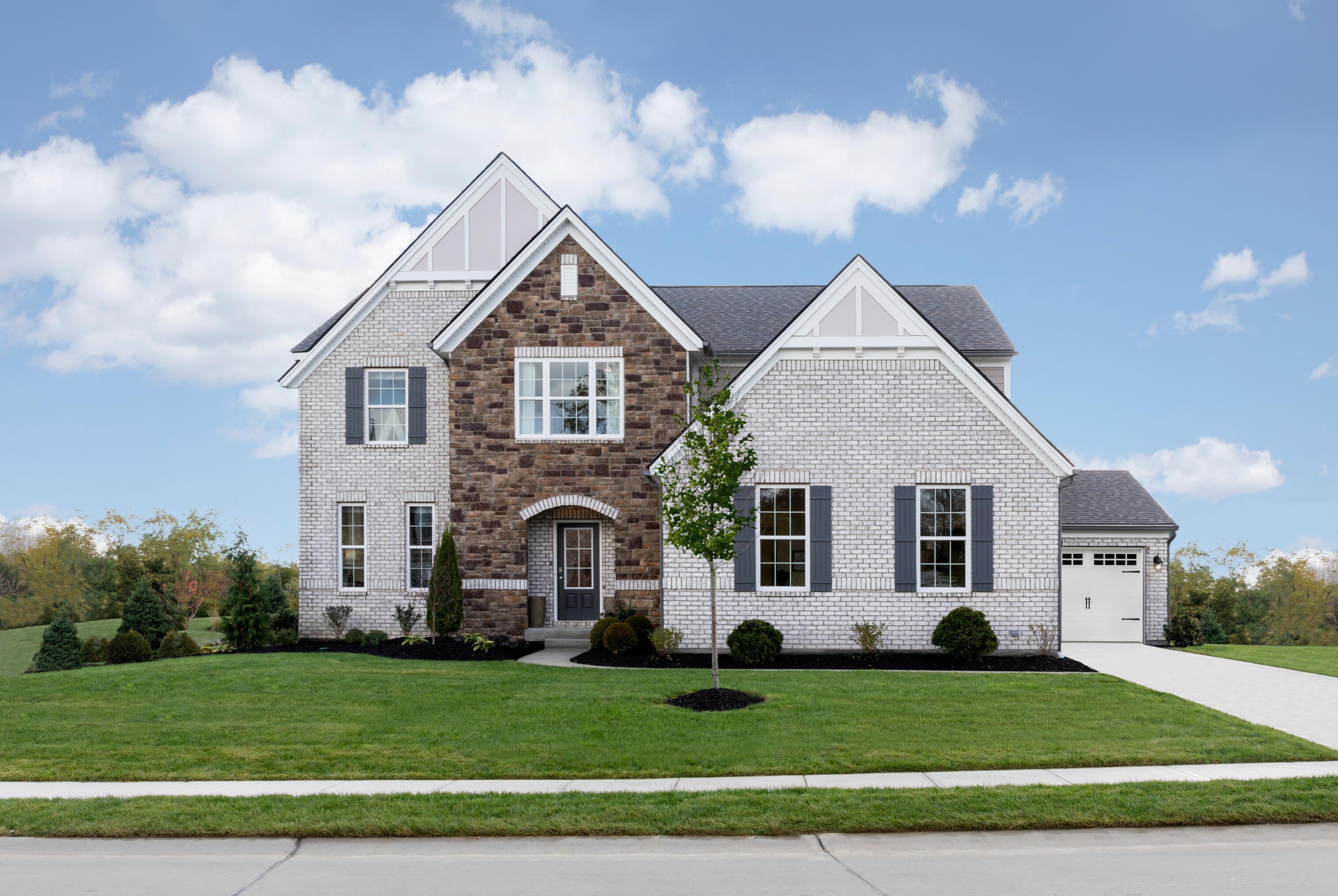 Drees Homes | The Alwick Floor Plan in Greater Cincinnati