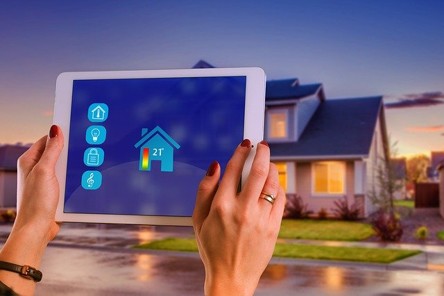 Smart Home Tech Available in All New Drees Homes