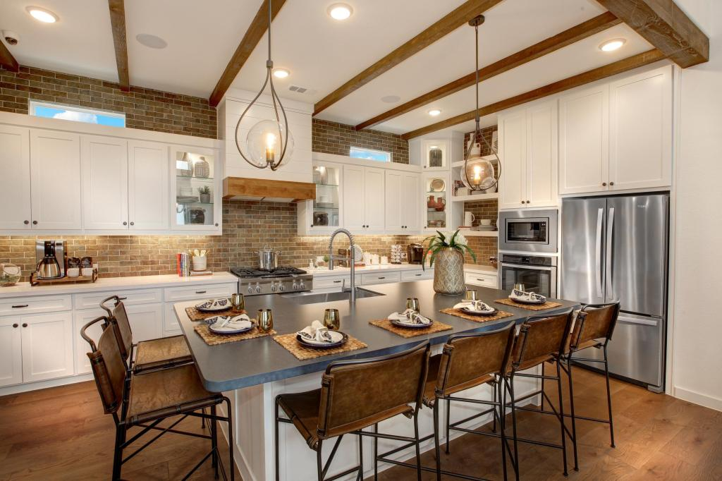 Emerging Home Design Philosophies That Will Dominate in 2021 | The Violet Kitchen | Drees Homes
